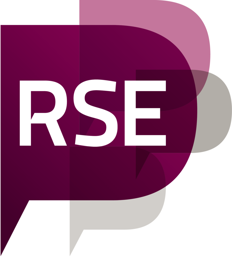 Society of RSE logo